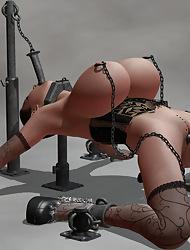 3d Nude Girls