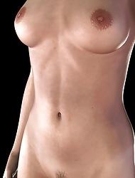 Nude Ladies In 3D
