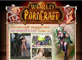 Porncraft 3D Porn